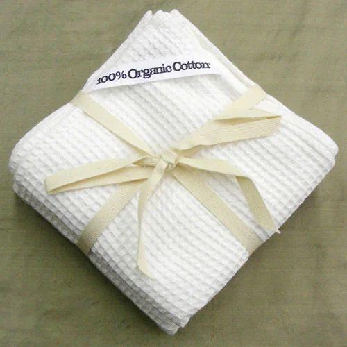 Organic Kitchen Towel Waffle Weave 100 Organic Cotton