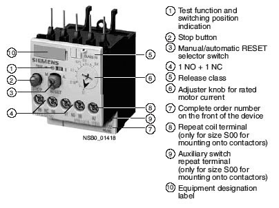 Overload Relay At Rs 558 9 Piece Overload Relays Id