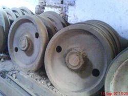 INDIAN Railway Wheels