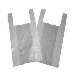Vest Carrier Bags