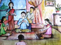 Elementary & Intermediate Exams Course & Canvas Painting