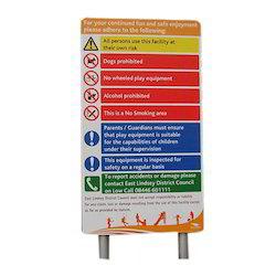 Environmental Sign Board
