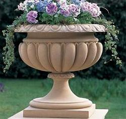 Pink Sand Stone Planter