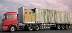 Trailers for Larger & Heavier Cargo