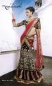Beautiful Rasham Work Lehenga Designer Sarees