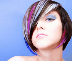 Female Hair Coloring Service