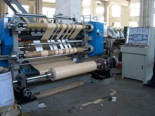 Industrial Roll Slitting Machine
