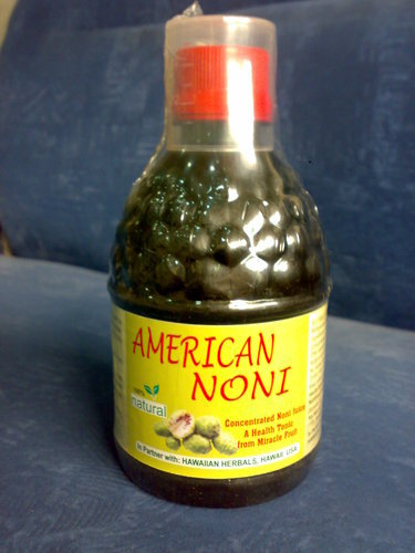 Noni Concentrate 650 Mg: American Noni Juice From Chennai