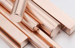 Copper Chromium Square Bar Rod