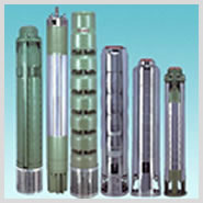 Open Well V6 Submersible Pumps
