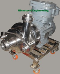Hygienic Pump, Model: SHP