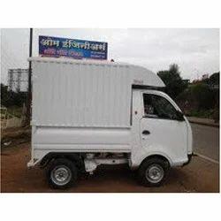Mini Cargo Van Body