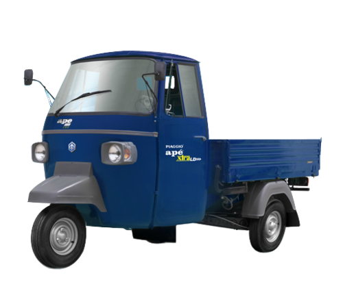 piaggio 3 wheelers and 4 wheeler - commercial vehicle exporter