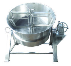 Milky Steam Khoa Machine/ Multipurpose Vat For Dairy