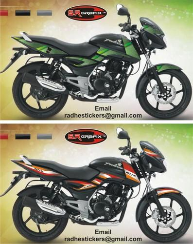 Shree Radhey Enterprises New Delhi Wholesaler Of Tank Pad Bike