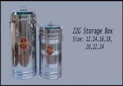 22 G Storage Box