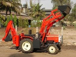 Mini Digger Backhoe