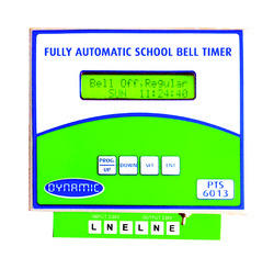 Auto School Bell Timer