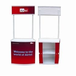 Promotional Display Table