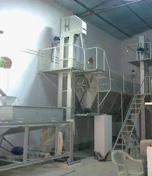 Wheat Grading Plant