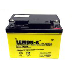 SMF Motorcycle Battery