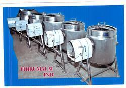 Commercial Rice Cooking Vessel