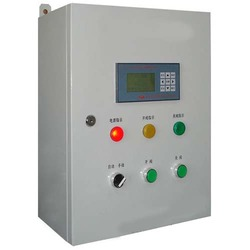 Automatic Dewatering Tank Control System