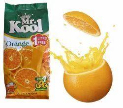 Orange Flavored Drink Powder