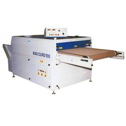 Sticker Curing Machine