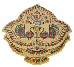 Peacock Designed Handmade Decorative Box