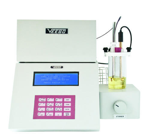Advanced Digital Automatic Karl Fischer Moisture Analyzer