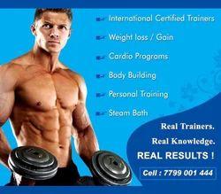 Professional Trainer Fitness Club
