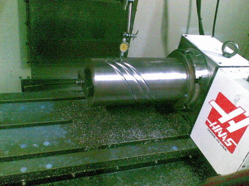 Multi Axis Milling Work, for Industrial