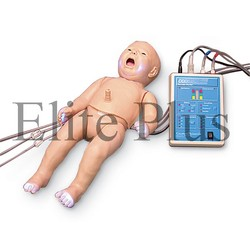 PEDI Blue Neonatal Simulator with Smart Skin Technology