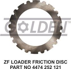 ZF Loader Friction Disc