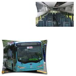 Steel 4-Wheeler Bus Interiors for Automobile Industry