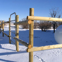Fence Pole