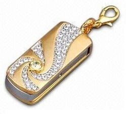 Jewellery Shape USB Flash Pen Drive