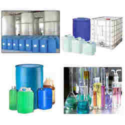 Application Area of Industrial Chemicals