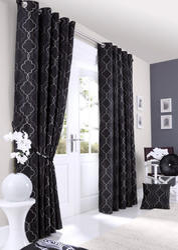 Grommet Decorative Curtain