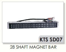Staubli Dobby 28 Shaft Magnet Bar
