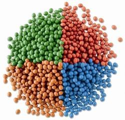 Pigment For Fertilizers