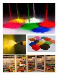 Powder coatings powders, Standard