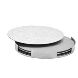 Rounded Visiting Card Holder