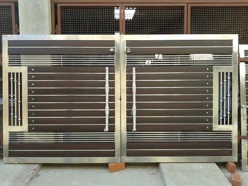 Steel Grills Steel Gate Manufacturer From Jalandhar