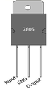 KA78L05AZTA Voltage Regulators