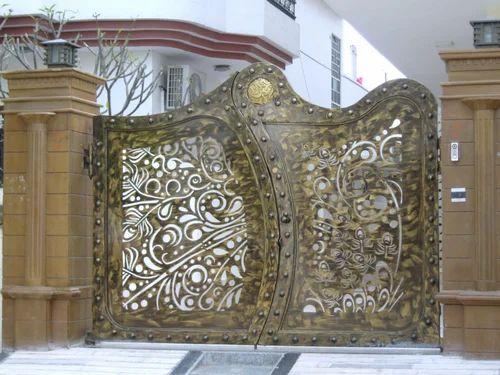 MS Modern Gate Manufacturer From Jaipur
