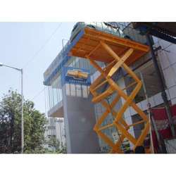 Floor Scissor Lift