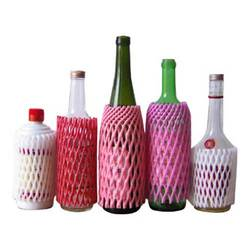 Wine Bottle Protective Foam Sleeve Net