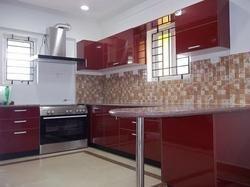 Modular Kitchen Interior Work Part 74